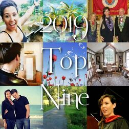 2019, Top 9,  Top 9 2019, Year In Review, Ellie McIntosh, EllieMac Designs